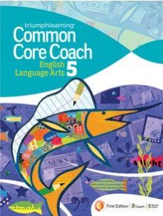 ELA Common Core Coach Grades 1–8