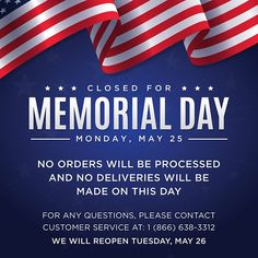 Just a friendly reminder that Aqua Hair Extensions will be closed on Monday, May in honor of Memorial Day. We will reopen on Tuesday, May *No orders will be processed, shipped, or delivered on this day. Closed For Memorial Day, Happy Memorial Day, Aqua Hair, Latest Updates, Hair Extensions, Grateful, Tuesday, Usa, Weave Hair Extensions