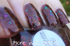 More Nail Polish: Lynnderella - Chocolotta Love