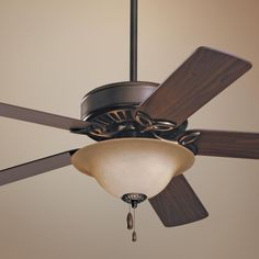 "50"" Emerson Pro Series Oil Rubbed Bronze Ceiling Fan"