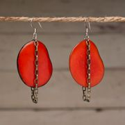 Floresta Earrings - Fair Trade Handmade Products at Love 41