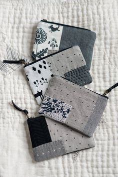 Sewing Tutorials, Sewing Crafts, Sewing Projects, Sewing Patterns, Beginners Sewing, Bag Tutorials, Bag Patterns, Fabric Bags, Fabric Scraps