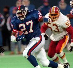 Rodney Hampton New York Giants