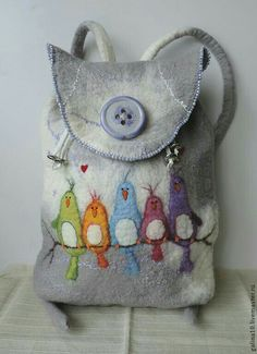 This bird idea is too cute!