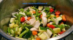 Passato di Verdure in 5 minuti in Pentola a Pressione ( Lagostina Acticook) ~ La Cucina di Liana