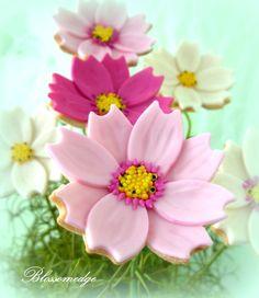 FloralCookieBouquets.com | Blossomedge Cookie Curves Volume 2
