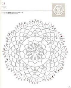 M s de 1000 im genes sobre crochet decoraci n en pinterest for Tapete en ingles