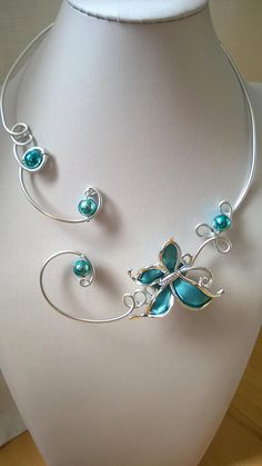Your place to buy and sell all things handmade - Bridesmaid jewelry , Wedding jewelry, Bridesmaid turquoise jewelry , Butterfly necklace, Butterfly - Turquoise Wedding Jewelry, Vintage Wedding Jewelry, Indian Wedding Jewelry, Bridal Jewelry, Butterfly Jewelry, Butterfly Necklace, Bijoux Design, Jewelry Design, Collier Turquoise