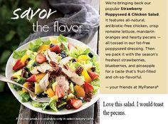Easy summer salad to make at home.
