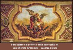 SanMichele-volta CHIESA DI CASARZA LIGURE