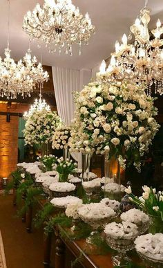 MORE PICTS You can also see more ideas about beach wedding inspiration , wedding inspiration 2019 , small wedding inspiration , wedding insp. Indoor Ceremony, Wedding Ceremony Backdrop, Indoor Wedding, Wedding Table Decorations, Wedding Centerpieces, Trendy Wedding, Rustic Wedding, Wedding Colors, Wedding Flowers