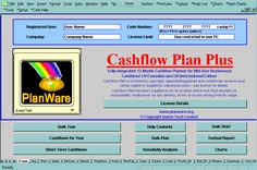 For preparing detailed monthly cash flow projections for cash planning, business plans, fund raising etc. for 6 months ahead. Includes facilities for rolling forward projections and sensitivity analysis. For smaller businesses. Especially useful for businesses in tight cash positions. Helps management to plan cash requirements improve control over cashflows and conserve their cash resources. Five other versions also available. Based on user's assumptions, Cashflow Plan generates…