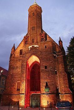 Kościół św. Elżbiety   #gdansk #sightseeing