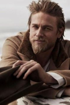 Charlie Hunnam by jean