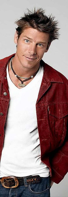 Ty Pennington - I admire the fact that he acknowledges his learning disabilities, not hard on the eyes either