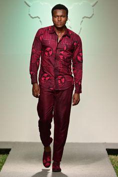 SAMZ FASHION SHOW - SWAHILI FASHION WEEK 2015 - Menswear #Trends #Tendencias #Moda Hombre