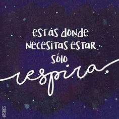✨ #paciencia #respira