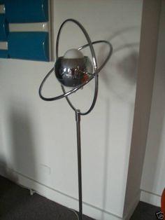 Atomic lamp!