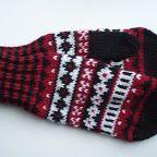 Rakkautta ja piikkilankaa -sukat Knitting, Ideas, Projects, Breien, Tricot, Stricken, Weaving, Knits, Crocheting