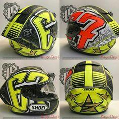 Motorcycle Helmet Design, Biker Helmets, Biker Gear, Racing Helmets, Helmet Paint, Custom Airbrushing, Custom Helmets, Motorbikes, Bikers