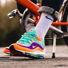 Nike Air Max 98 chiaro