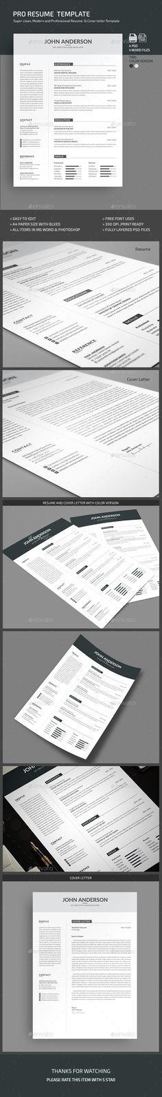ResumeCv  Page  Resume Cv Font Logo And Fonts