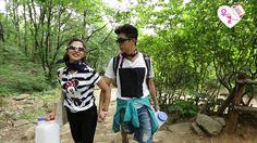 2youngcouple hike