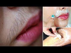Távolítsa el a nem kívánt hajat fájdalommentesen mindössze 5 perc alatt - YouTube Upper Lip, Unwanted Hair, Youtube, Natural Home Remedies, Facon, Facial Hair, Hair Removal, Beauty Hacks, Hair Care
