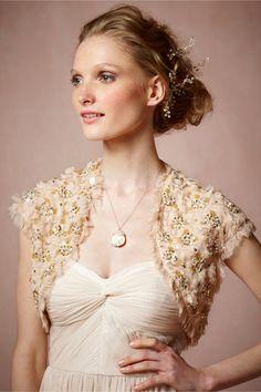 Bejeweled Bolero from BHLDN