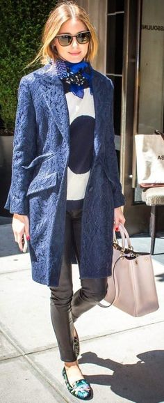 #street #fashion the Olivia Palermo way @wachabuy