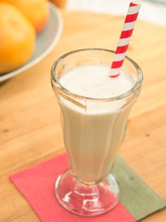 Malted Milk Shakes recipe from Geoffrey Zakarian via Food Network