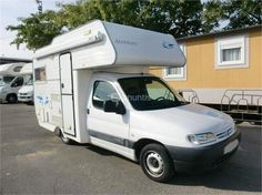 Autocaravana Pick up Adventure citroen en Valencia