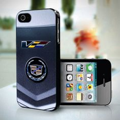 Cadillac CTS V 5 Logo  design for iPhone 5 case