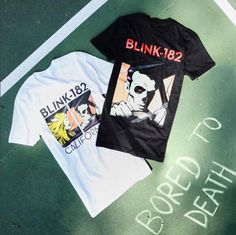 California. Can't. Stop. Playing. // Blink-182 Merchandise