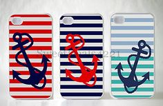 $13 Anchor Striped Cover