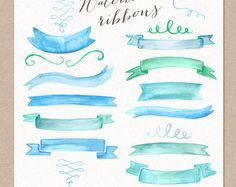 Set of Banners & Scrolls Art Outlines Full Page 23 por ArtOutlines