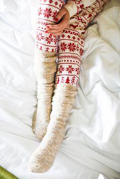 fair isle pajamas