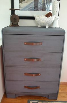 "mycreativedays: A ""Hurricane"" Saved This Dresser"