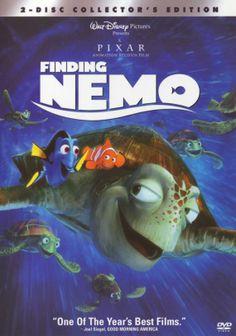 Finding Nemo - 2003 Albert Brooks Ellen DeGeneres Region 2 DVD for sale online Dvd Disney, Film Disney, Disney Movies, Disney Cars, Walt Disney Animated Movies, Walt Disney Animation, Animation Movies, Finding Nemo Dvd, Nemo Dori