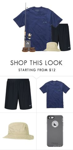 """""""going to make a boys collection"""" by conleighh ❤ liked on Polyvore featuring NIKE, Southern Proper, Vineyard Vines, men's fashion and menswear"""