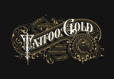 Hand-drawn monograms and lettering collection by Victor Kevruh Tattoo Lettering Design, Typography Drawing, Types Of Lettering, Graffiti Lettering, Typography Logo, Typography Design, Creative Typography, Art Logo, Ornament Drawing