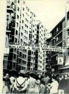 Inauguración de la barriada Miraflores de los Angeles ANCIENT MALAGA-SPAIN