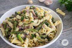 Wildtree's Creamy Asparagus Scampi Recipe  www.MyWildtree.com/GloyeskeL