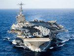 U.S. carrier crosses Hormuz amid rising Gulf tensions 14feb2012