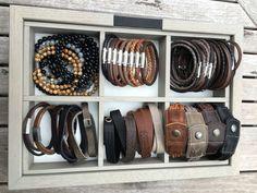 Heren armbanden van Pimps&Pearls