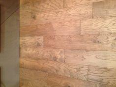 New Anderson engineered flooring.