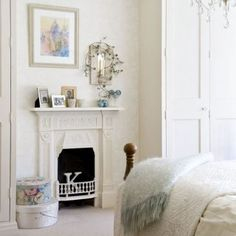Bedroom fireplace ideas master bedroom detail house tour beautiful homes bedroom fireplace decor ideas . 1930s Bedroom, Victorian Bedroom, Victorian Fireplace, Victorian Homes, Home Bedroom, Master Bedroom, Bedroom Decor, 1930s Fireplace, Bedroom Modern
