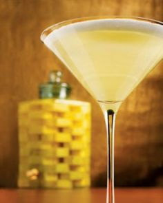 Stoli Doli Beach Cocktail (2 parts Stoli vodka    2 parts pineapple juice    1 part Triple Sec)