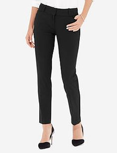 Lexie Collection Ankle Pants