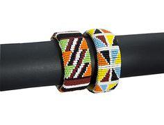 Abalorios masai. El triunfo del color